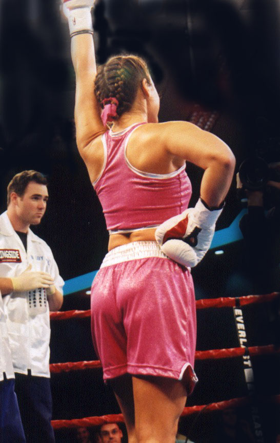 Gallery-Elena by Womens killer serial Boxing: Reid, photos